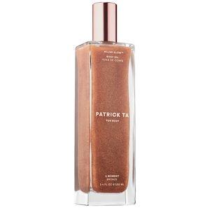 Patrick Ta Major Glow Body Oil in A Moment